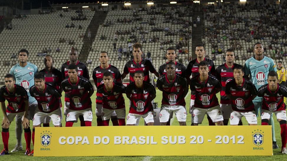 Vitória inicia jornada em busca do bicampeonato na Copa do Brasil Sub-20