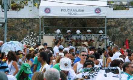 Lavagem do Rio Vermelho vai contar com mais de 800 profissionais de segurança