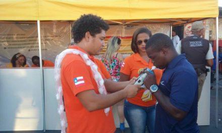 No Carnaval, Detran intensifica fiscalização e otimiza serviços para o folião
