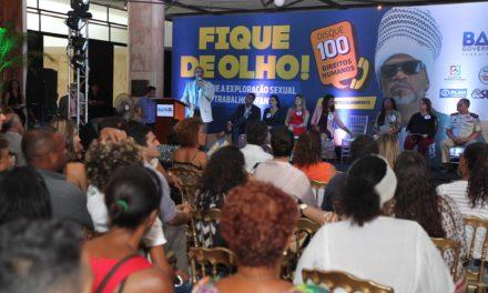 Campanha combate o trabalho infantil e exploração sexual de menores no Carnaval