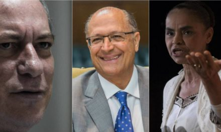 Ciro, Alckmin e Marina medem forças para evitar Bolsonaro e novo outsider