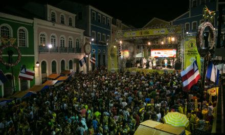 Moraes Moreira é homenageado em show no Largo do Pelourinho