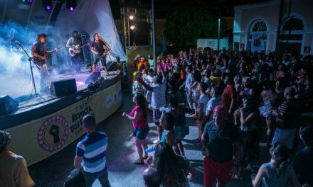 Reggae se destaca no quarto dia de Carnaval do Pelourinho
