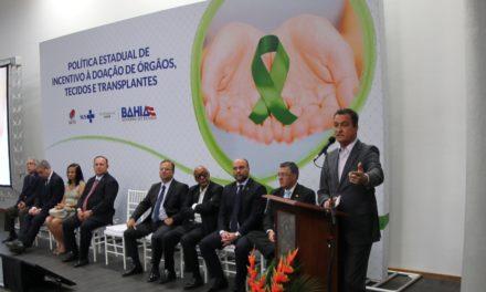 Bahia busca reduzir negativa familiar para aumentar transplantes