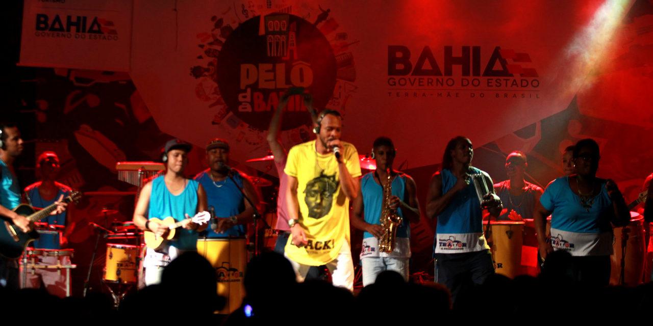Ressaca do Carnaval movimenta o Pelourinho no fim de semana