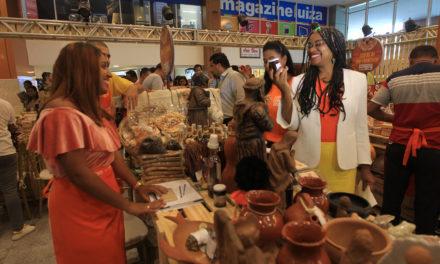 Festival de Economia Solidária é sucesso de vendas
