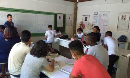Salas temáticas fazem parte de nova metodologia de ensino na Educação Integral