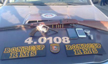 Gêmeos de 17 anos são apreendidos em ação em que suspeito é morto em confronto com policiais