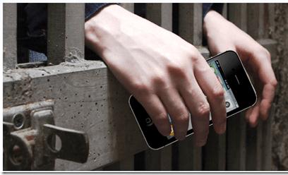 Senado aprova urgência para projeto que obriga presídios a bloquear celulares