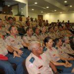 Corpo de Bombeiros forma 1ª turma de oficiais auxiliares após emancipação