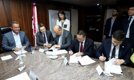 Acordo entre Bamin e chineses permite início de cronograma para implantar Porto Sul