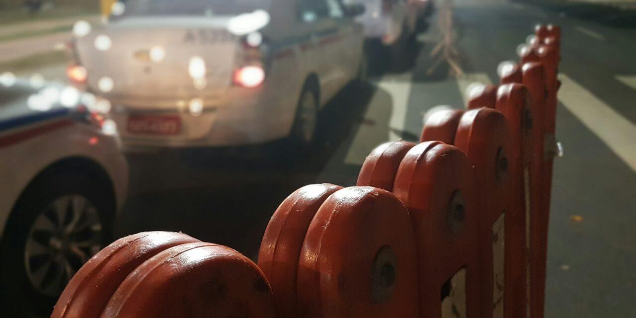 Carnaval terá faixa exclusiva de ônibus e táxis fiscalizada por radar