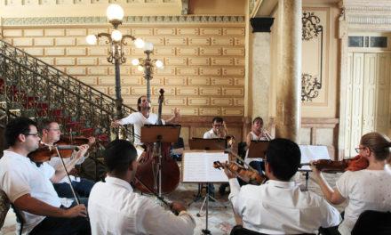 Foyer do TCA recebe apresentação do Segundas Concertantes