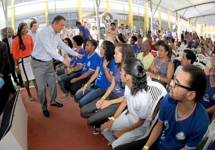 Implantado Projeto Inova Escola em colégio estadual da capital