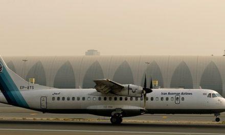 Avião, com 66 pessoas, cai no Irã