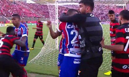 FBF divulga súmula do clássico e decreta Bahia vencedor pelo placar de 3 a 0