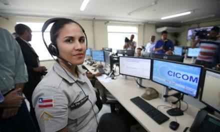 Inaugurado Centro Integrado de Comunicação da SSP em Santa Maria da Vitória