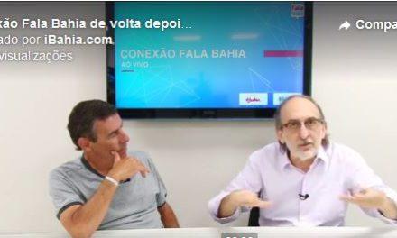 Emmerson José e Fernando Cabús discutem Reforma da Previdência no Conexão Fala Bahia
