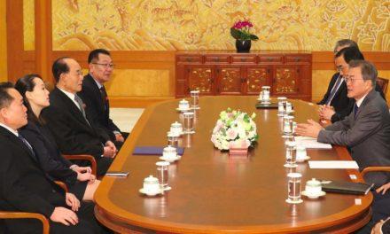 Líder norte-coreano Kim Jong-un convida presidente da Coreia do Sul para reunião em Pyongyang