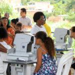 Feira da Cidadania promove atendimento gratuito de saúde e serviços