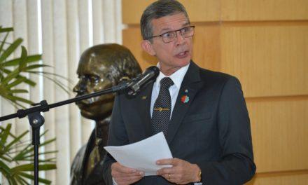 Ministro interino da Defesa foi condenado pelo TCU em 2013 por convênio irregular