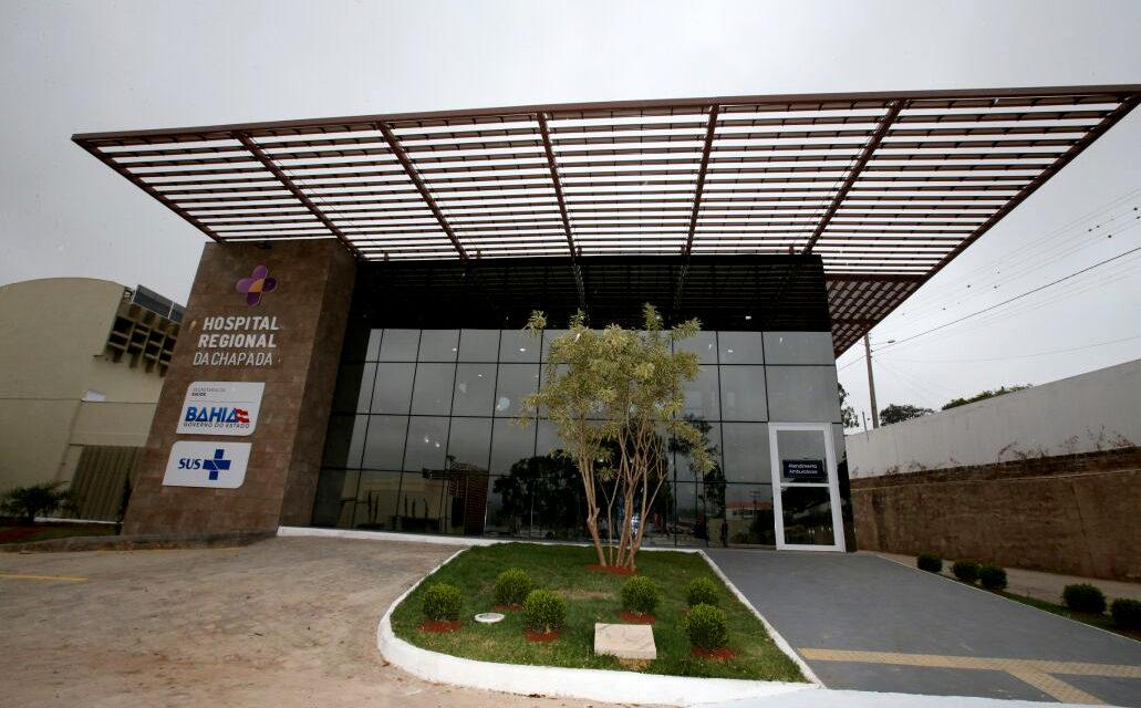 Hospital Regional da Chapada já realizou mais de 25 mil procedimentos