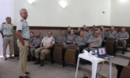 Ronda Maria da Penha capacita policiais militares de Alagoas