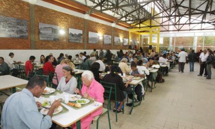 Restaurantes Populares terão funcionamento alterado durante o Carnaval