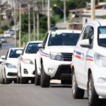Prefeitura inicia vistoria de táxis nesta segunda (20)