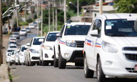 Taxistas de Salvador poderão cobrar bandeira 2 durante o Carnaval
