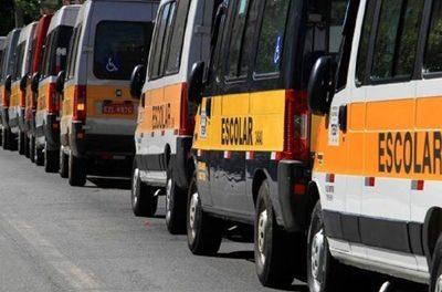 Prefeitura pretende vistoriar mais de mil transportes escolares