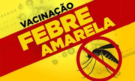 Campanha de vacinação contra a febre amarela continua no Salvador Norte Shopping