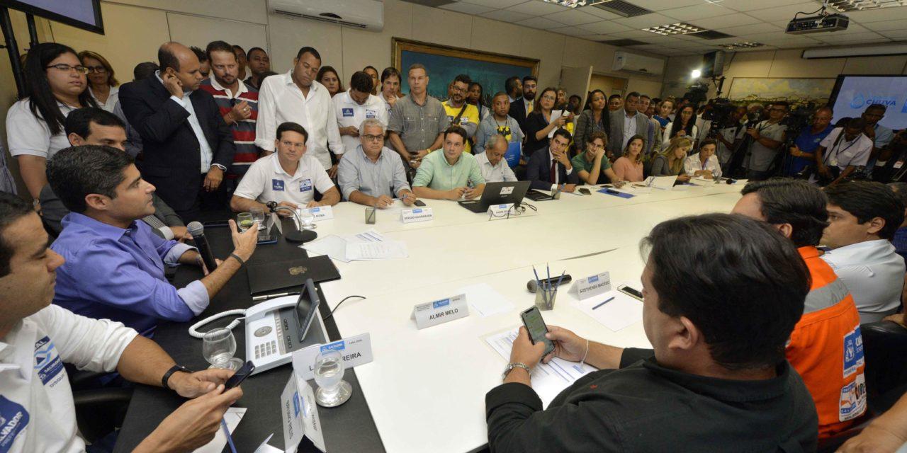 Prefeitura soma esforços para Operação Chuva 2018