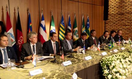 Governadores do Nordeste cobram fundo de segurança pública