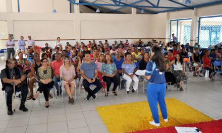 Projeto de iniciação esportiva e de lazer tem lançamento no Bairro da Paz
