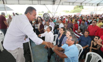 Em Pilão Arcado, governador autoriza recuperação da BA-335