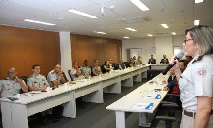 Simpósio discute ações prioritárias 2018 com forças da segurança