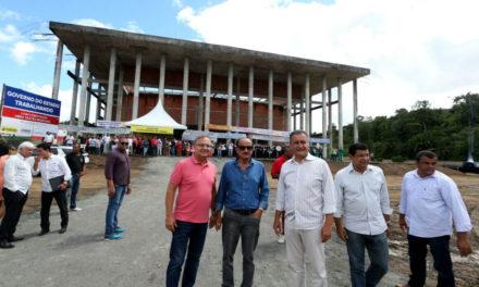 Autorizada obra para conclusão do Teatro Municipal de Itabuna