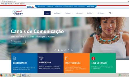 Planserv lança site e aplicativo novos