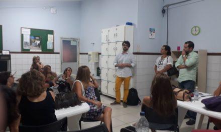 Inscrições para Prêmio Jovem Cientista são divulgadas com visitas nas escolas