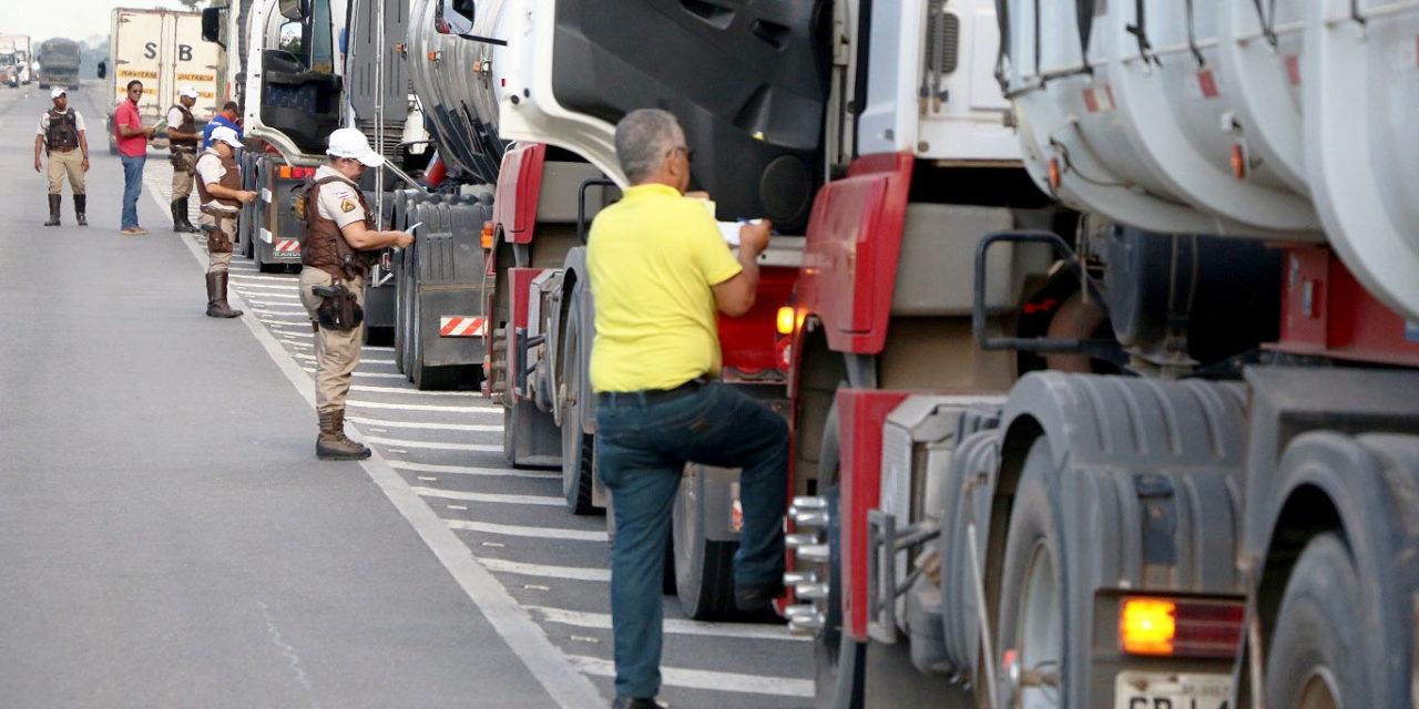 Operação Carga Pesada combate crimes nas rodovias estaduais