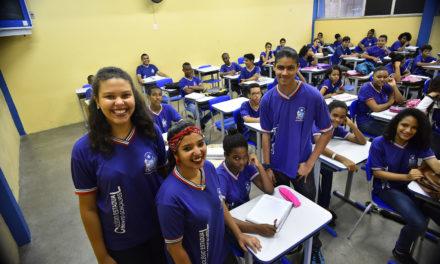 Secretaria da Educação mobiliza estudantes para a eleição de líderes de classe