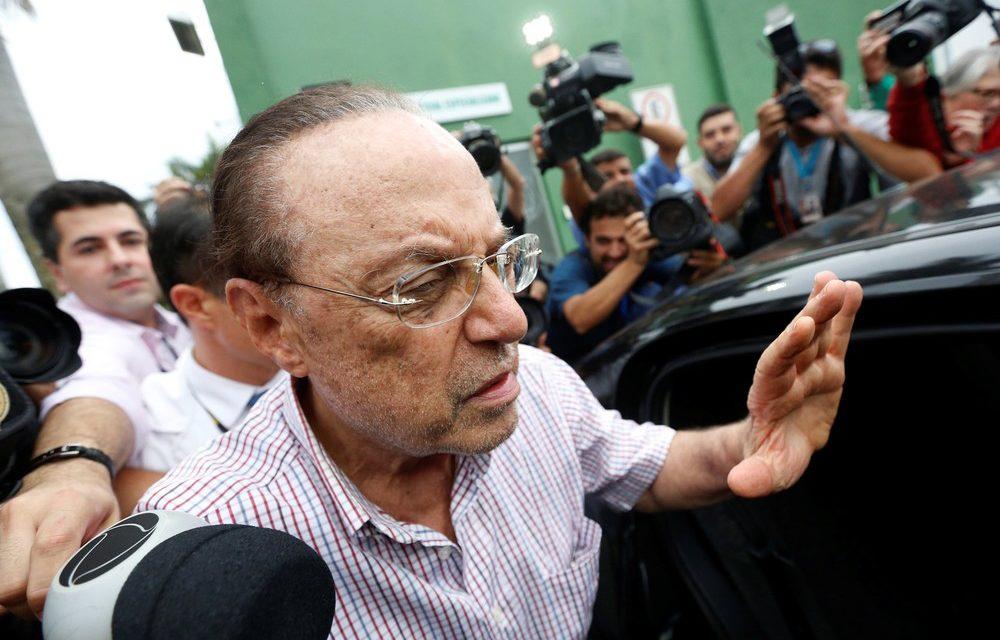 Ministro Dias Toffoli concede prisão domiciliar a Paulo Maluf
