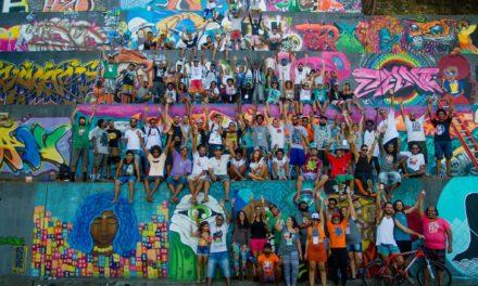 Candeias recebe 4ª edição do Festival de Graffiti Bahia de Todas as Cores (BTC)