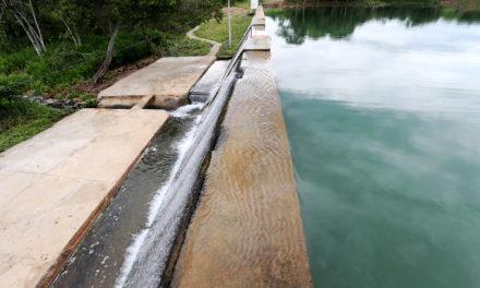População de Utinga, na Chapada, recebe barragem recuperada