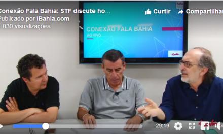 Conexão Fala Bahia: Emmerson José e equipe falam sobre STF e assassinato de Marielle Franco