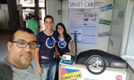 Estudantes apresentam projetos científicos na maior Feira de Ciência e Engenharia do País