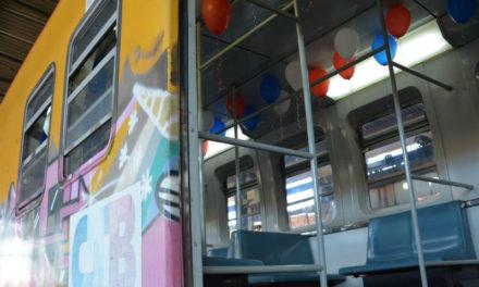 CTB conclui reforma de trem e sistema ferroviário do Subúrbio ganha reforço na frota