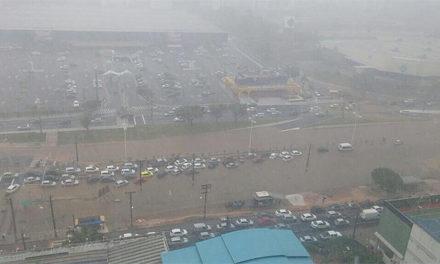 Salvador registra 49% das chuvas esperadas para todo o mês de março