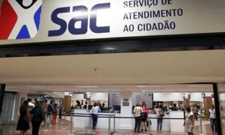 Rede SAC terá horários especiais de funcionamento na Páscoa